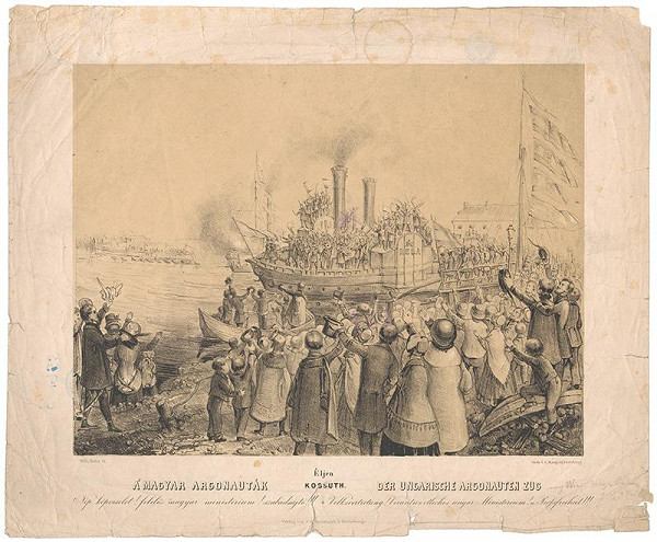 Carl William Hahn - Maďarskí argonauti