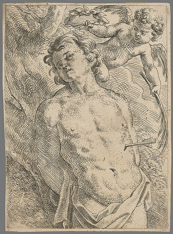 Cornelis Schut - Sv. Sebastián