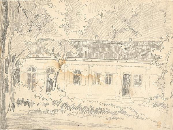 Karol Frech - Dom v záhrade