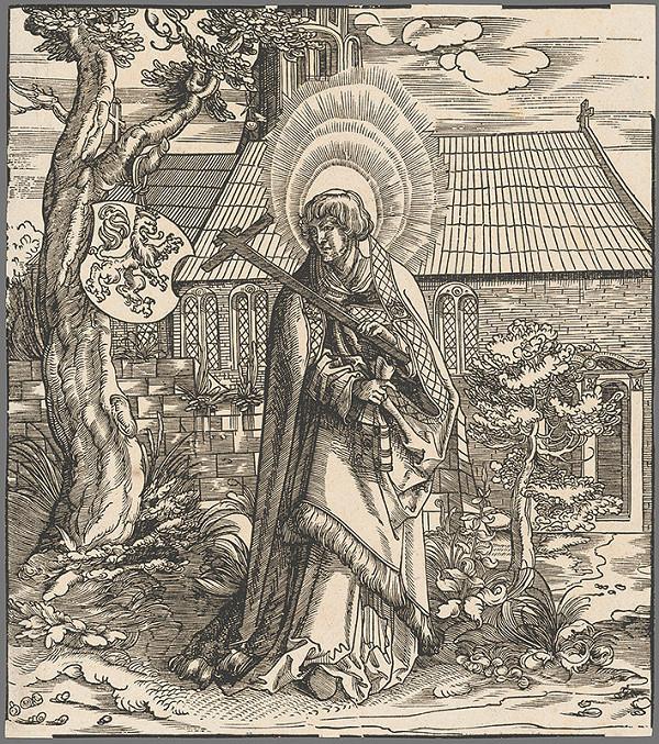 Albrecht Dürer – Svätý Tomáš z Villanoy
