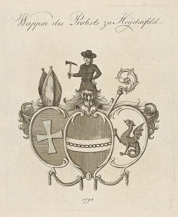 Stredoeurópsky maliar z 18. storočia – Erb
