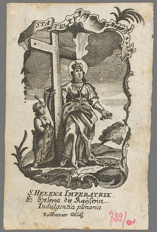 Ignatz Franz Oefele – Via Crucis Statio XV.