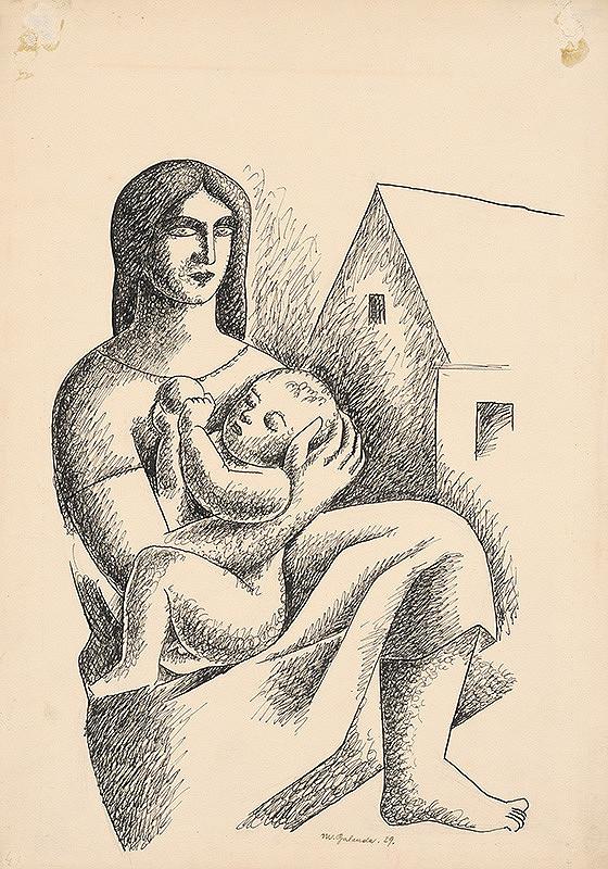 Mikuláš Galanda - Matka