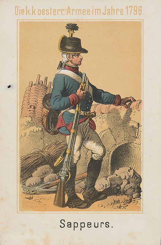 Franz Gerasch - Zákopník