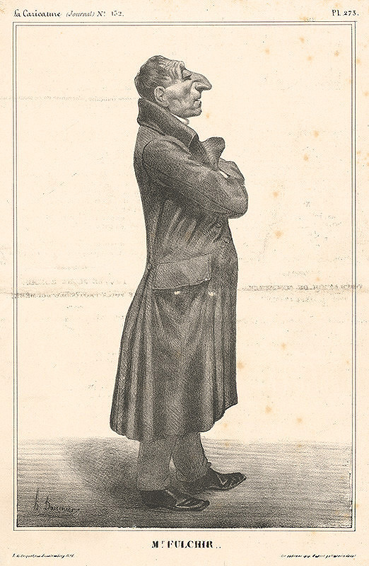 Honoré Daumier – Pán Fulchir