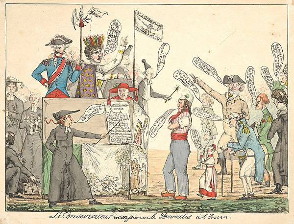 Francúzsky grafik z polovice 19. storočia – Dražba