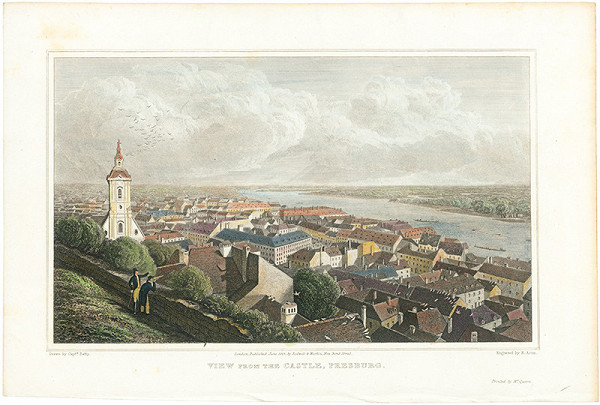 Robert Batty, Robert Acon – Pohľad na Bratislavu