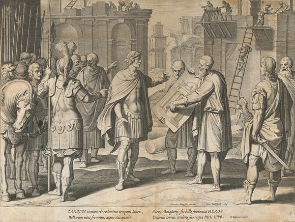 Cornelius Boel – Založenie chrámu