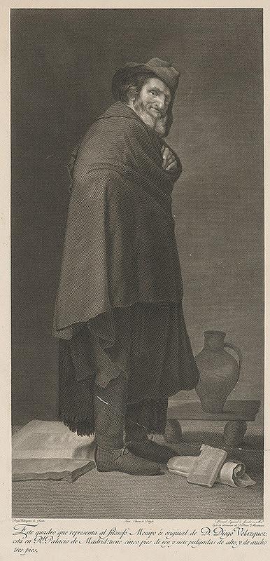 Sotomayor Manuel Esquivel, Diego Velázquez - Filozof
