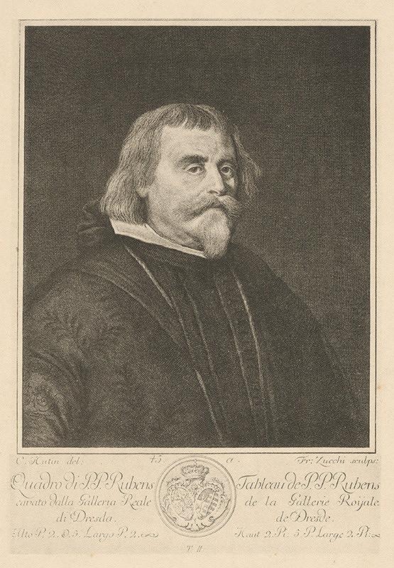 Francesco Zucchi, C. Kutin – Portrét muža