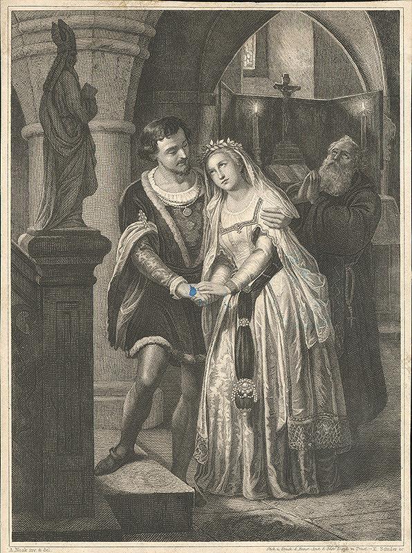 Edouard Schuler, Christian Karl August Noack – Svadba