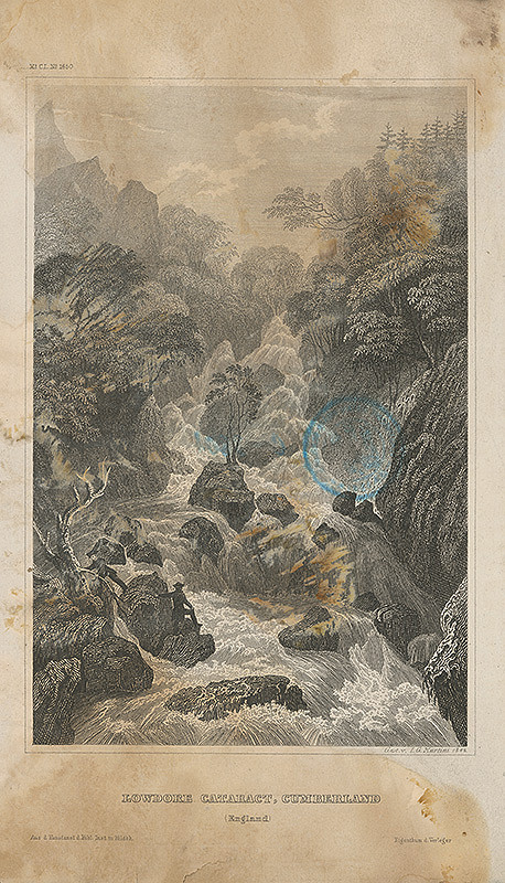 Johann Georg Martini – Horská rieka