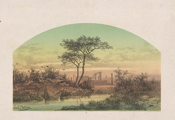 Louis Emile Dardoize – Krajina