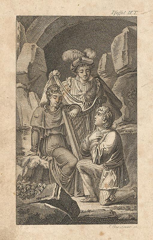Joseph Gerstner, Pfeffel – Vyznanie