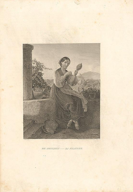 Johann Leonhard Raab, Theodor Leopold Weller - Priadka