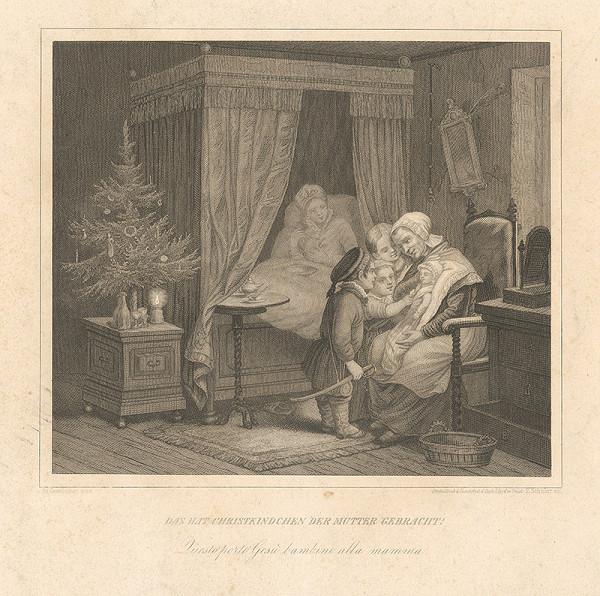 Edouard Schuler, Fierdrich Geselschap - Vianoce