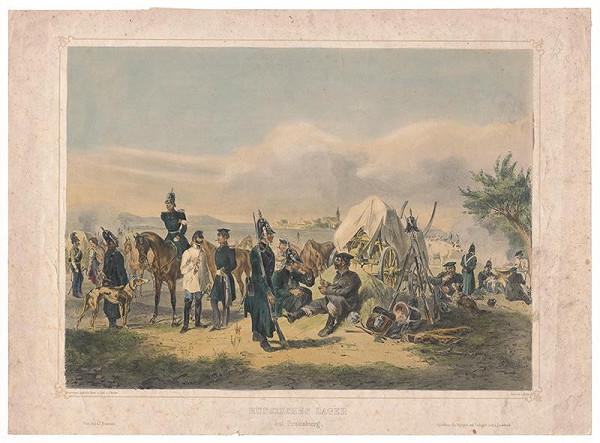 Jozef Heicke - Ruský tábor