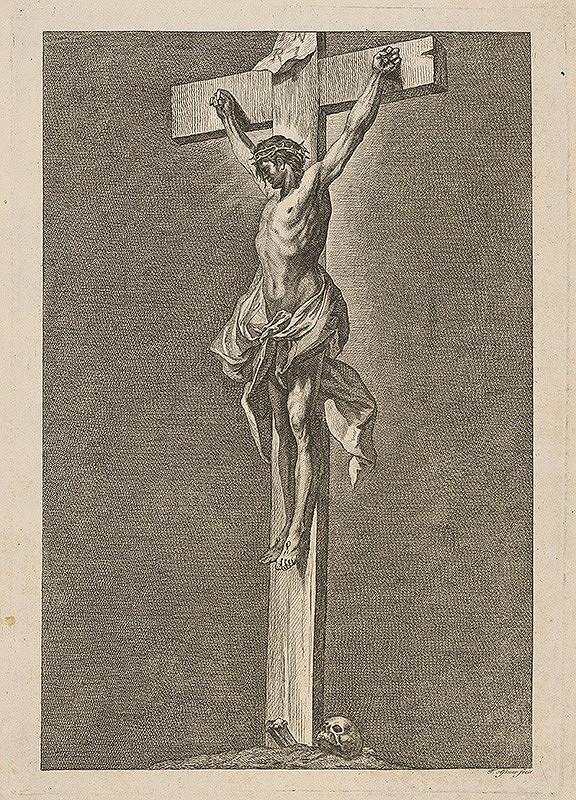 Franz Assner – Ježiš na kríži