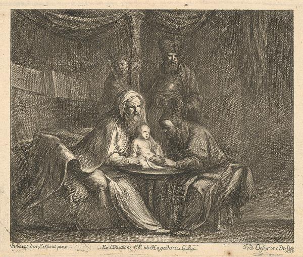 Adam Friedrich Oeser, Gerbrand van den Eeckhout - Obriezka Krista
