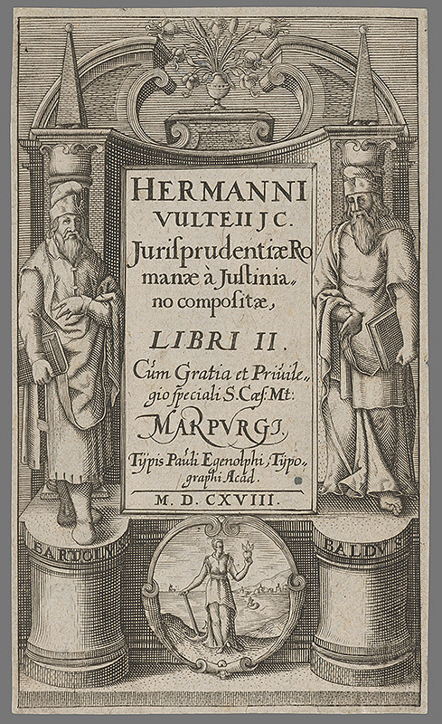 Stredoeurópsky grafik z 18. storočia – Pamätný list