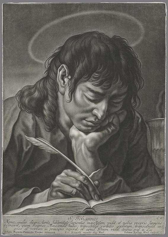 Johann Lorenz Haid, Giovanni Battista Piazzetta, Johann Christian Leopold – Sv. Ján