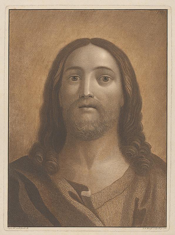 Adam Friedrich Oeser, Johann Friedrich Bause – Kristus