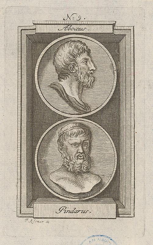 Franz Assner – Gemma Alcaus a Pindarus