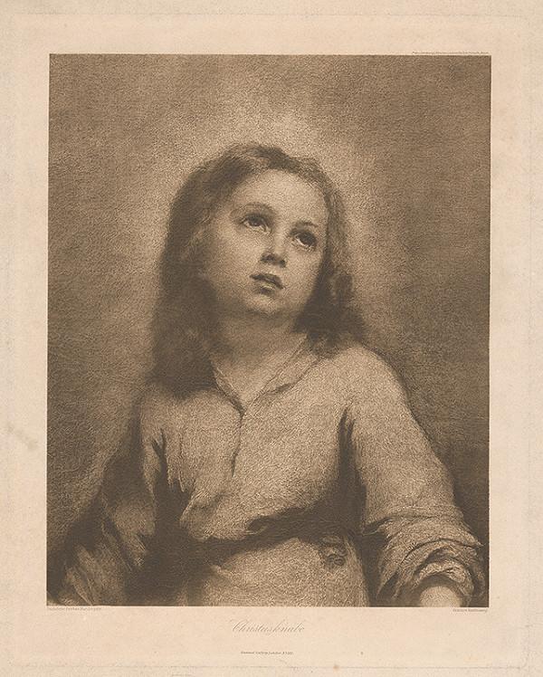Bartolomé Estebán Murillo, Franz Seraph Hanfstaengl – Ježiško