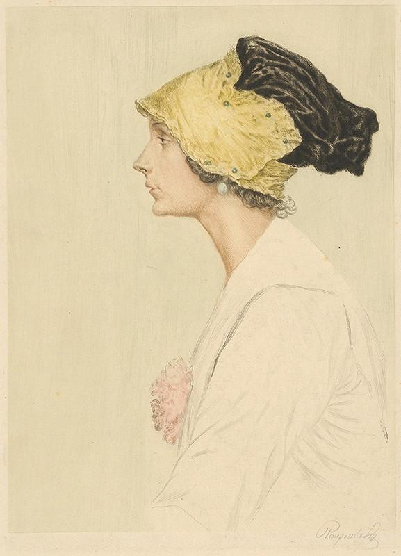 Emil Ranzenhofer – Portrét dámy