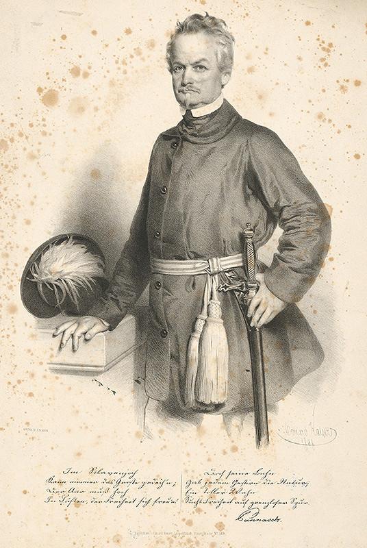 Eduard Kaiser – Portrét revolucionára
