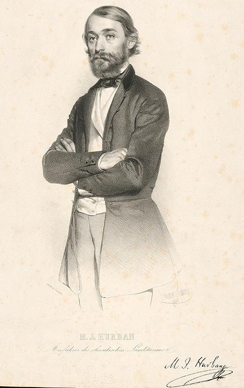 Eduard Kaiser – M.J.Hurban
