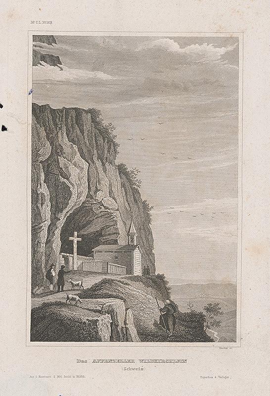 Johann Georg Martini – Kostolík v Appenzeller