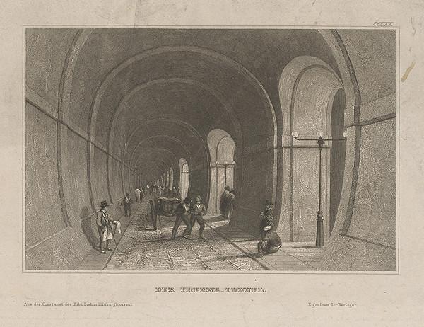 Stredoeurópsky maliar z 19. storočia - Tunel