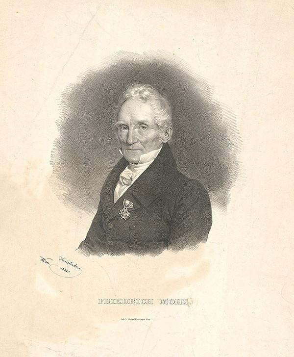 Joseph Kriehuber - Friedrich Mohs