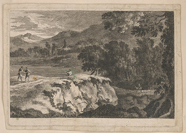 Stredoeurópsky maliar z 18. storočia – Krajina