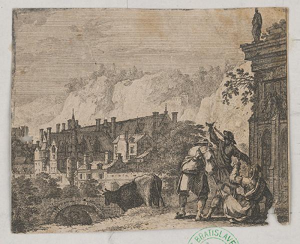 Stredoeurópsky maliar z 18. storočia - Krajina