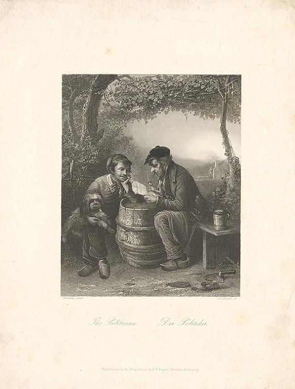 Stredoeurópsky maliar z 19. storočia - Politik