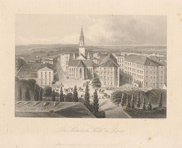Albert Henry Payne – Kostol v Lipsku