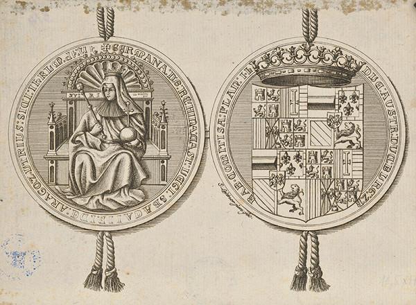 Johann Sebastian Leitner – Pečate