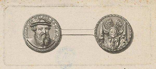 Stredoeurópsky maliar z 18. storočia - Pamätná medaila Sebastiana Walzera
