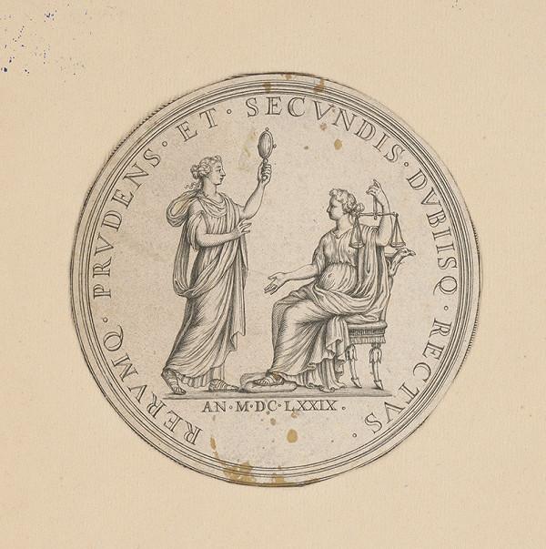 Stredoeurópsky maliar z 19. storočia - Medaila