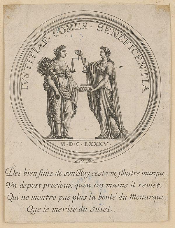 Stredoeurópsky maliar z 19. storočia – Medaila