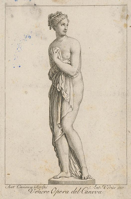 Stredoeurópsky maliar z prelomu 18. - 19. storočia - Návrat Venuše z kúpeľa