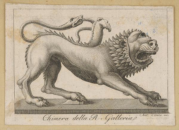 Antonio Verico - Chiméra