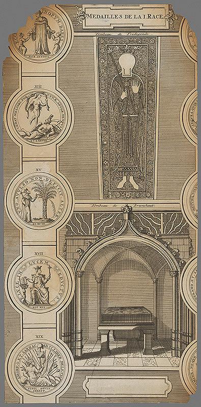 Stredoeurópsky grafik z 1. polovice 18. storočia – Dejinné vysvetlenie vzniku medailí