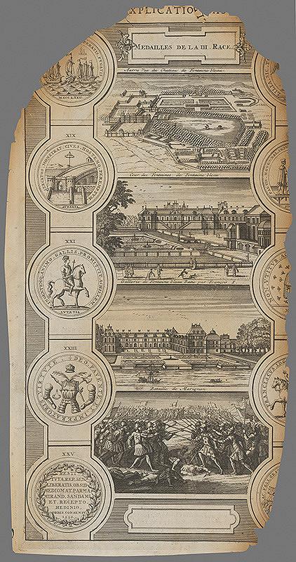 Stredoeurópsky grafik z 18. storočia – Dejinné vysvetlenie vzniku medailí