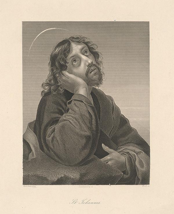 Clemens Kohl, Carlo Dolci - Svätý Ján