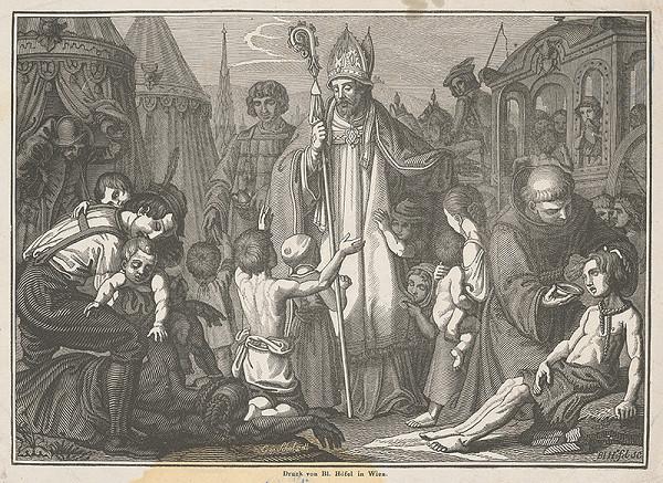 Blasius Höfel, Leopold Schulz – Svätý Mikuláš