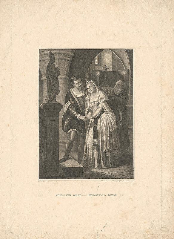 Christian Karl August Noack, Edouard Schuler – Rómeo a Júlia