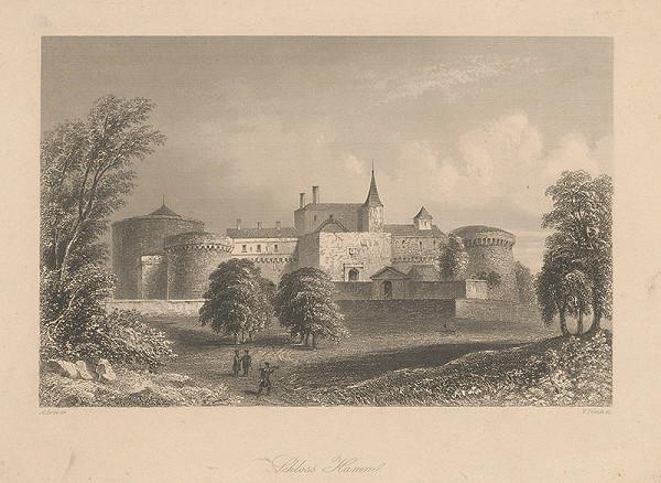 William French, Alexander Carse – Zámok Hamm